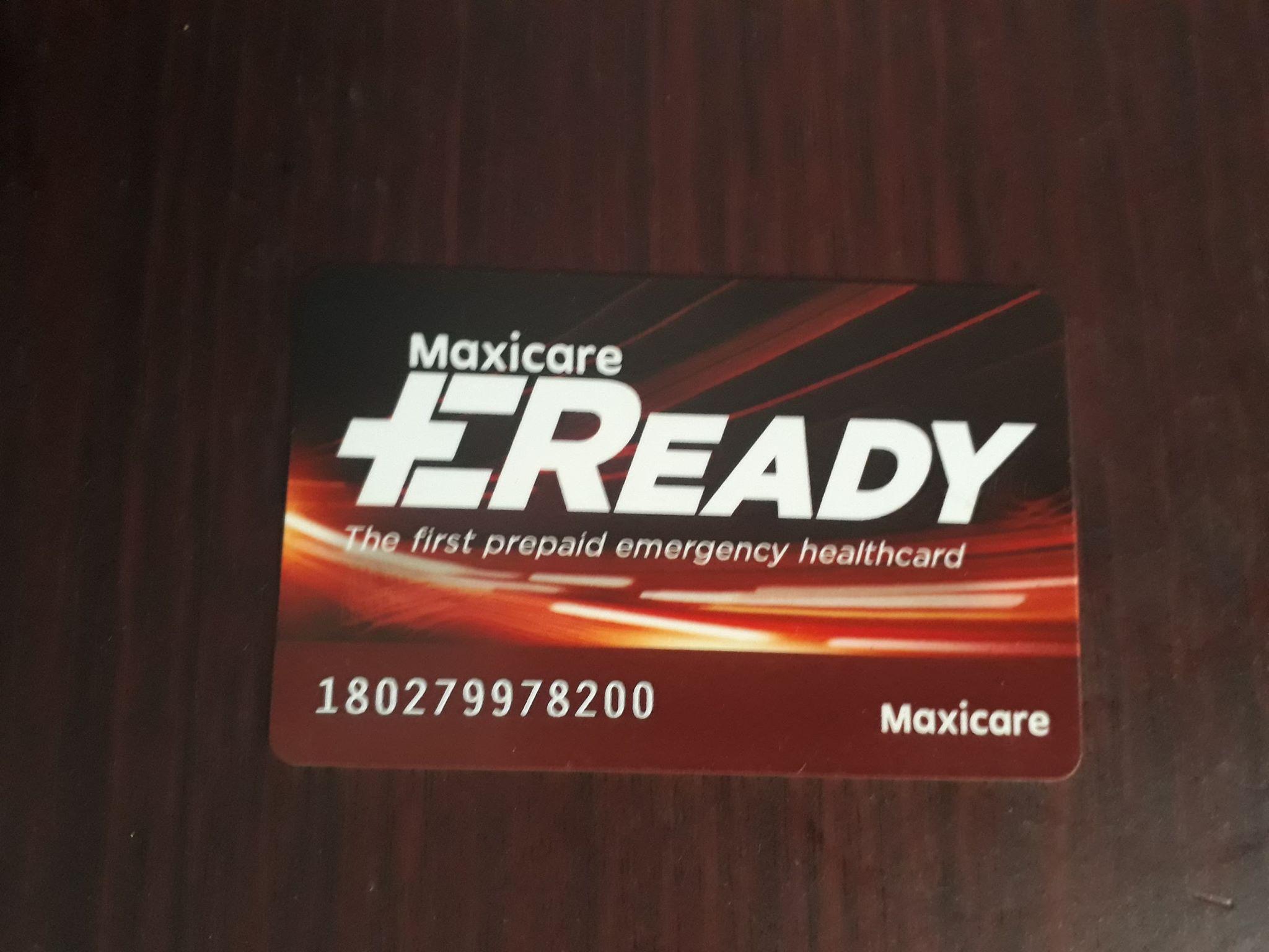 maxicare eready
