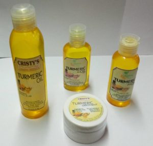 cristys turmeric products