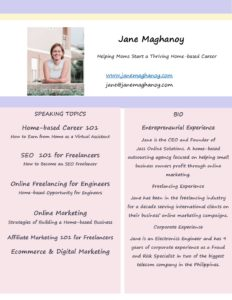 Jane Maghanoy_Executive Summary