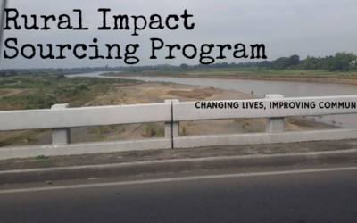 Rural Impact Sourcing Program – Changing Lives, Improving Community