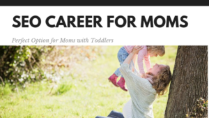 seo career for moms