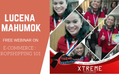Lucena Mahumok on Ecommerce: Dropshipping 101