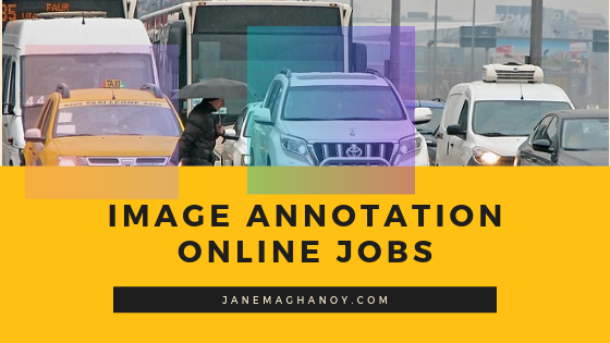 Image Annotation Online Jobs