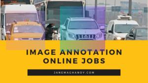image annotation
