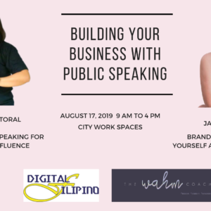 Build Your Business With Public Speaking